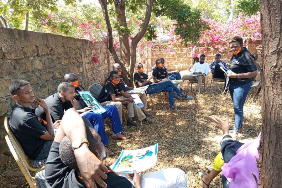 Organizing Community dialogue